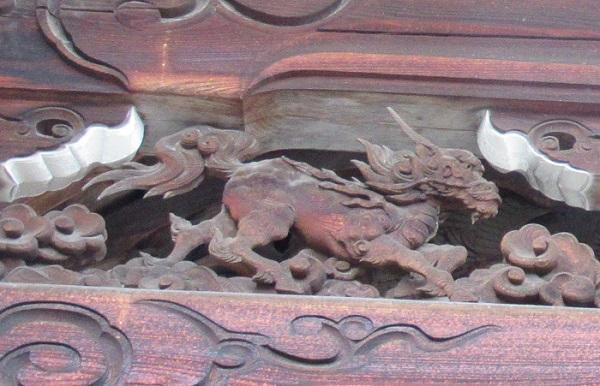 西教寺 麒麟