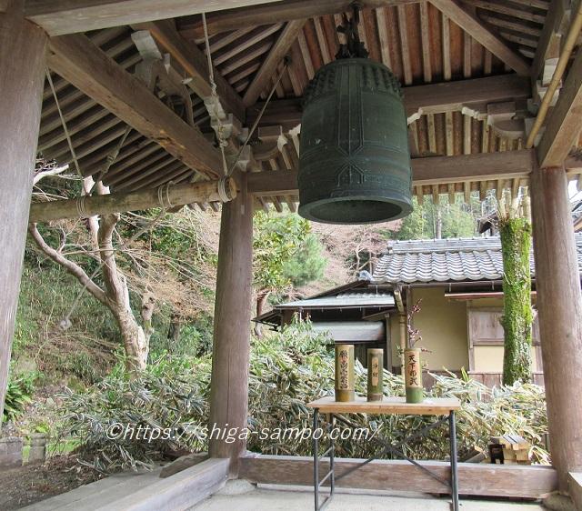 摠見寺 釣り鐘
