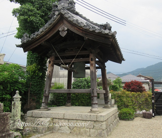 東南寺 鐘楼